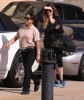 Khloe & Kendall Shopping At Barneys New York