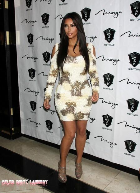 Kim Kardashian Pumped And Dumped By Reggie Bush