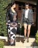 The Kardashian Girls Head To A Studio