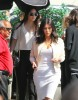 Kim Takes Kendall Shopping At Maxfield
