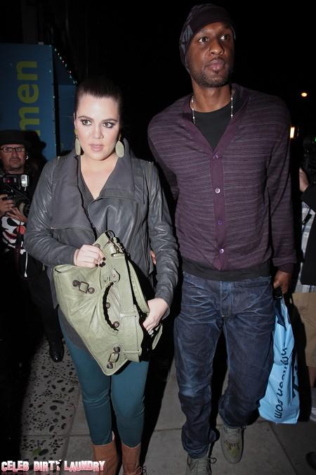 Kris Jenner Ordering Khloe Kardashian To Divorce Lamar Odom