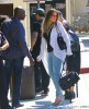 Semi-Exclusive... Khloe & Rob Kardashian Catch A Flight Out Of Burbank