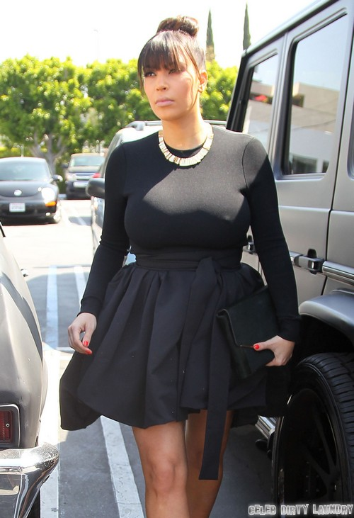 Kim Kardashian & Kanye West: Baby To Be Named North?