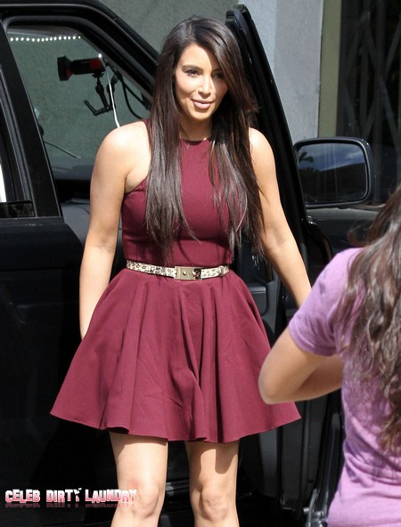 Kim Kardashian Finally Agrees To A Marriage Annulment With Kris Humphries