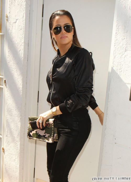 Khloe Kardashian Starts Divorce Proceedings: Lamar Odom Has One Day To Get Clean
