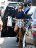 Kourtney Kardashian Steps Out In Los Angeles