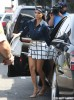 Kourtney Kardashian Steps Out In Los Angeles