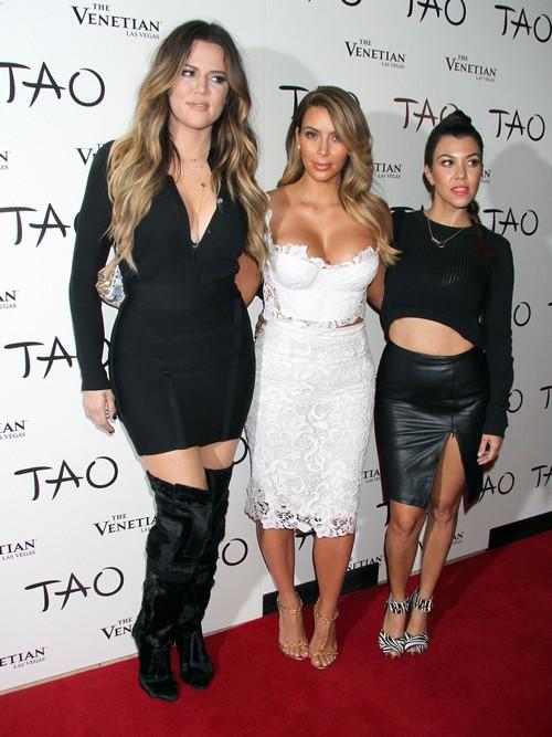 Newly Engaged Kim Kardashian Celebrates 33rd Birthday in Las Vegas