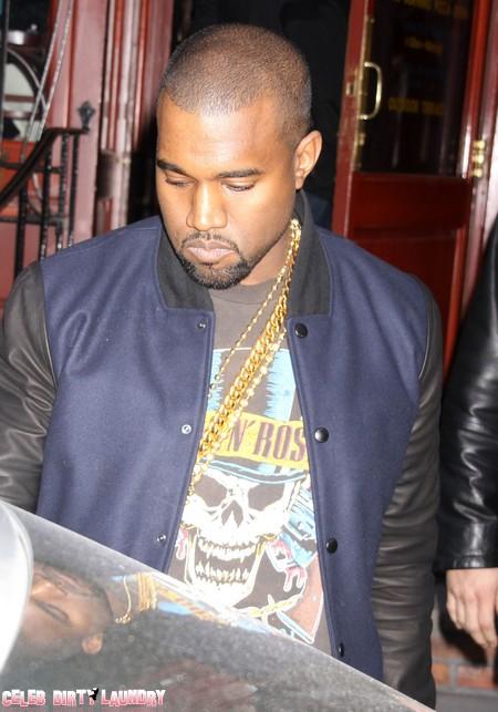 Kanye West Slams PETA Over Fur Wars