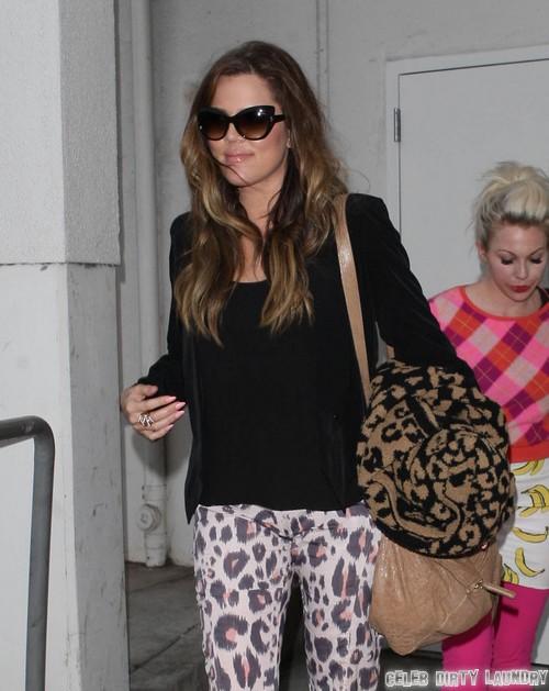 Kim Kardashian Throws Drunk Kris Jenner And Khloe Kardashian Out Of Her House