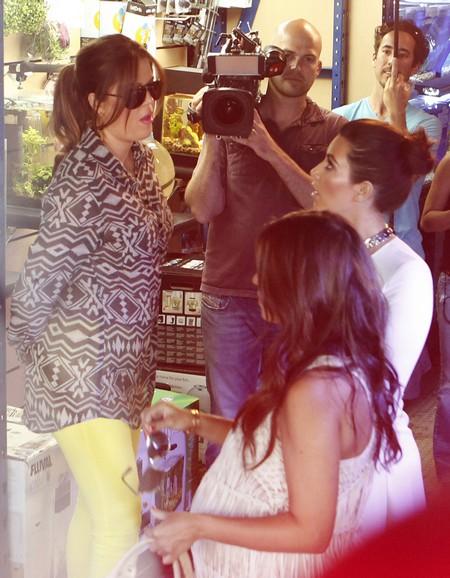 Khloe Kardashian And Lamar Odom Begin Fertility Treatments