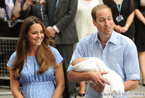 The Royal Baby Emerges!