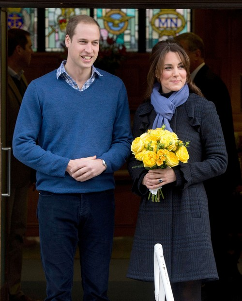 Kate Middleton's Push Present from Prince William - A Scottish Castle!