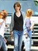 Nicole Kidman On The Set Of 'The Family Fang'