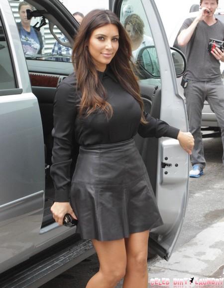 Report: Kim Kardashian Leaves Reality TV To Be With Boyfriend Kanye West