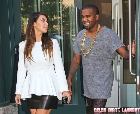 Kanye West Suggests Kim Kardashian's Sex Tape Is Perfect For Family Viewing