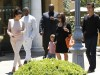 Kim & Kourtney Take Their Boys Out For Lunch