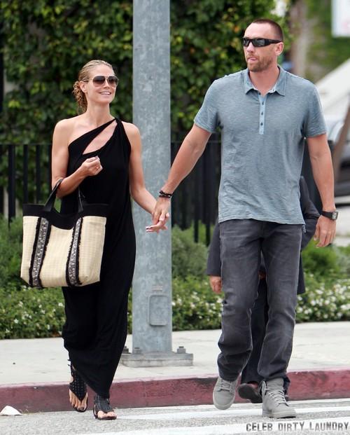 Heidi Klum Marrying Bodyguard Martin Kristen
