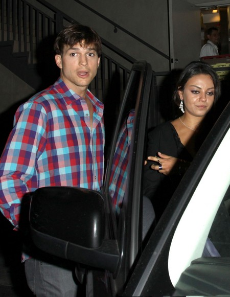 Ashton Kutcher Wants To Get Mila Kunis Pregnant