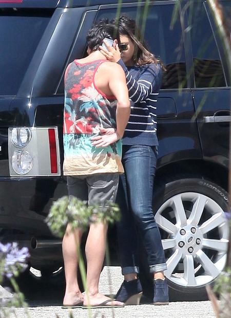 Demi Moore Fears Mila Kunis Pregnant With Ashton Kutcher's Baby