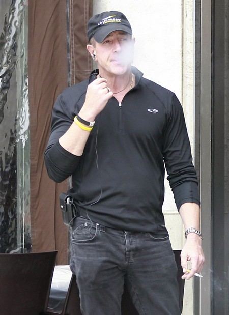 Michael Lohan Calls Rosie O'Donnell A Failure After She Blasts Lindsay Lohan