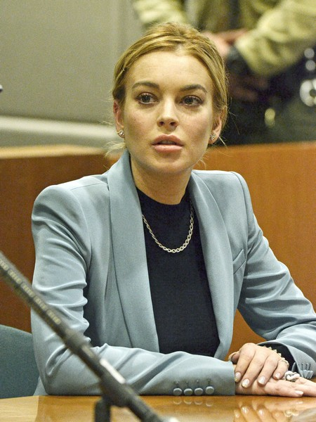 Witness Says Lindsay Lohan Was Involved In The Hotel Bar Fight He Broke Up