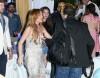Lindsay Lohan Has A Bad Night In Ischia