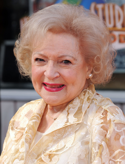 Betty White Flirts With Ryan Seacrest, Pranks Co-Star On Twitter