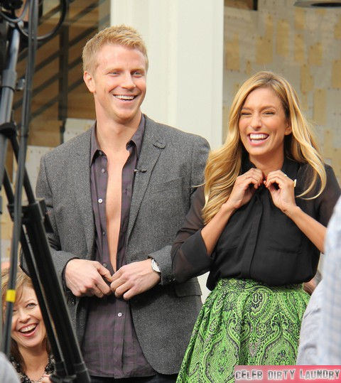 Sean Lowe Gives An 'Extra' Interview