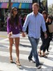 Sean Lowe & Catherine Giudici Out For A Stroll