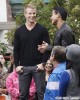 "Sean Lowe Is Interviewed On ""Extra"""