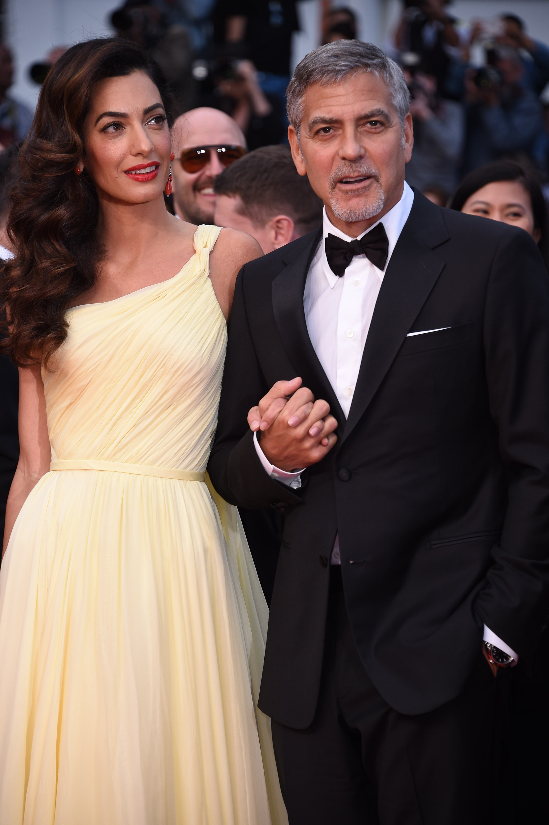 George Clooney Wants Plastic Surgery for Saggy Face - Amal Clooney Shuts It Down - Will He Cave to Young Wife or Go Under Knife?