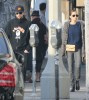 Exclusive... Nicole Richie & Joel Madden Shopping In West Hollywood