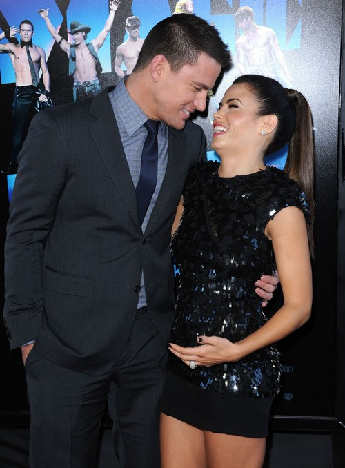 Channing Tatum And Jenna Dewan Announce Pregnancy!