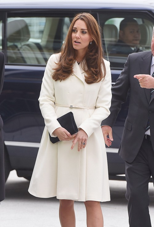 The Duchess Of Cambridge Visits Portsmouth Celeb Dirty Laundry