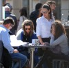 Exclusive... Pippa Middleton Lunches In London