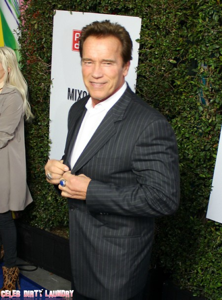 Arnold Schwarzenegger Accepts Defeat And Agrees To Divorce Maria Shriver