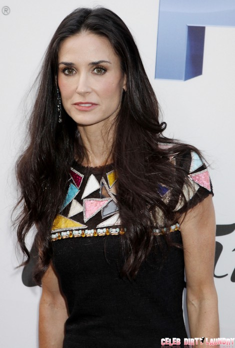 Demi Moore Is Planning To Adopt A Child – Kids Everywhere Run And Hide!