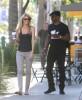 Exclusive... Eddie Murphy & Paige Go On A Coffee Run