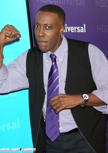Arsenio Hall's Meltdown Implies Aubrey O'Day Is A WHORE On Celebrity Apprentice