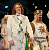 Clay Aiken debuts on Broadway in the show SPAMALOT!