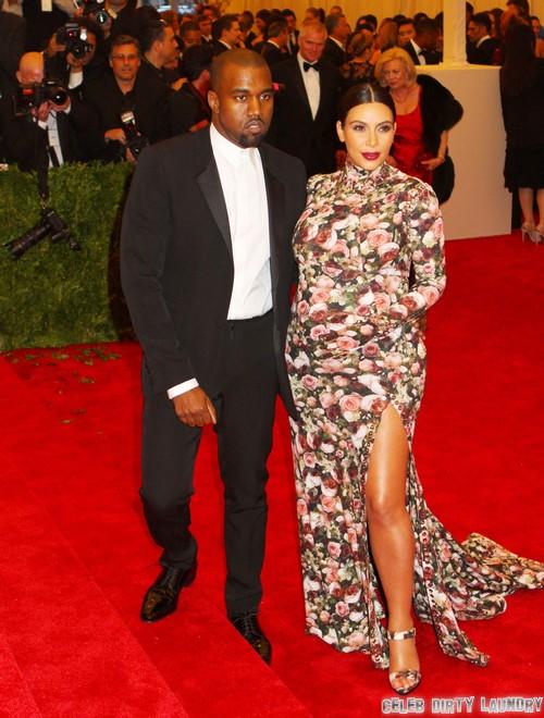 Khloe Kardashian Hated Kim's Met Gala Flowery Dress