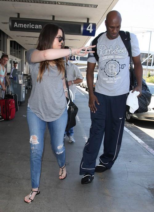 Khloe Kardashian-Odom and Lamar Odom's Trial Separation Starts - Details Here