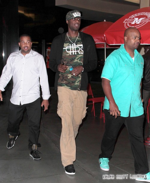 Lamar Odom DRUNK Again - Khloe Kardashian's Hopes For Reconciliation Dashed! (PHOTOS)