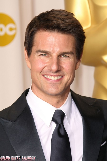 Tom Cruise's Wives Katie Holmes And Nicole Kidman Do Double Snub