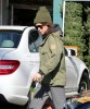 Exclusive... Ellen Page Shops For Groceries