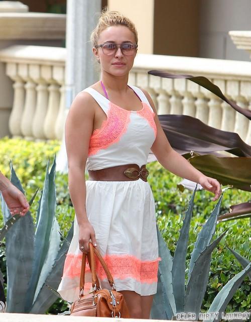 Hayden Panettiere Pregnant With Wladimir Klitschko's Baby?