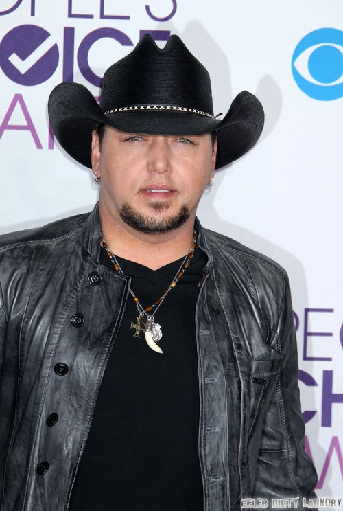 Jason Aldean Files For Divorce From Wife Jessica Ussery