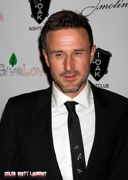 David Arquette Single And Courteney Cox Still Has Not Had Sex