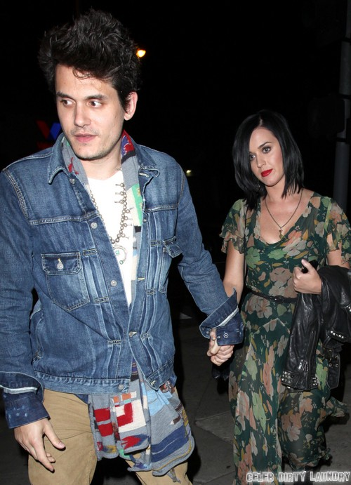 Katy Perry & John Mayer: Fighting Before Breakup
